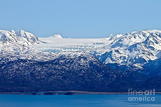 Blue Day by Rick  Monyahan
