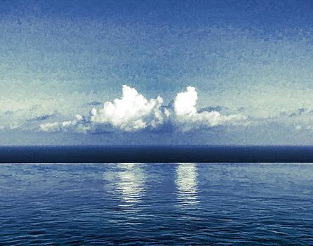 Blue by Diane Geddes