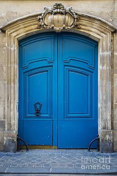 Brian Jannsen - Blue Door in Marais