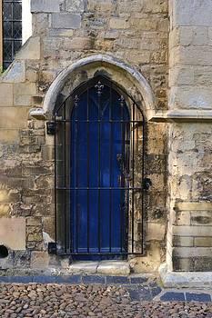 Blue Door by Stephanie Guinn