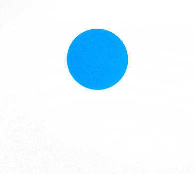 Blue Dot by Scott Shaver