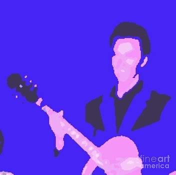 James Eye - Blue Elvis II