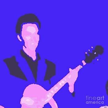James Eye - Blue Elvis