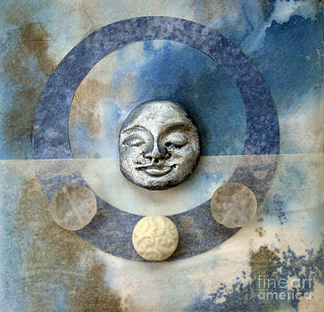 Ellen Miffitt - Blue Enso Meditation