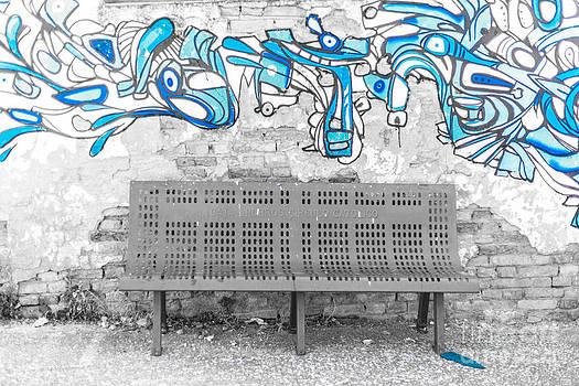 Blue by Eugenio Moya