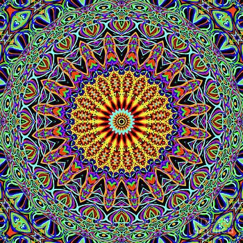 Blue Eye by Ron Brown
