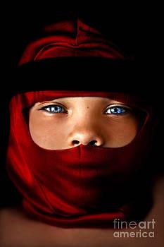 Blue-Eyed Ninja  by La'Trice Dixon