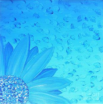 Jessie Art - Blue Flower