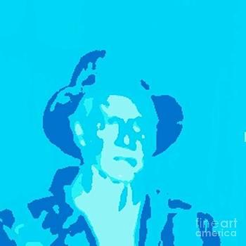 James Eye - Blue Ford