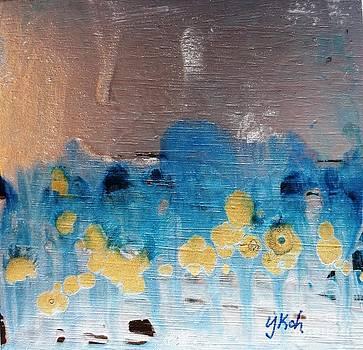 Blue Frost by Yolanda Koh