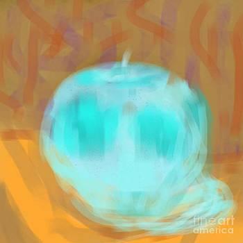James Eye - Blue Ghost Apple