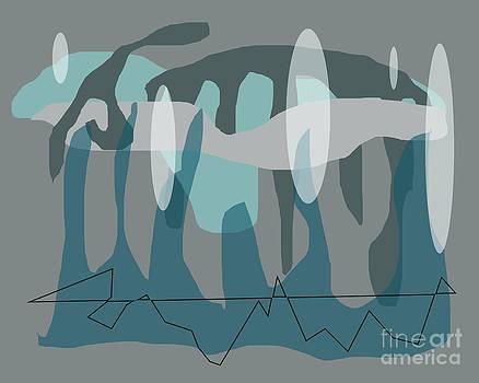 Anne Cameron Cutri - Blue Grey Jazz