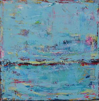 Blue Harmony by Francine Ethier