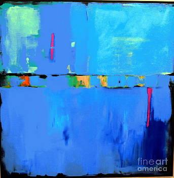 Blue Haze by Elaine Callahan