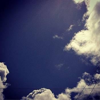 Blue Heavens  by Wyn Charlery
