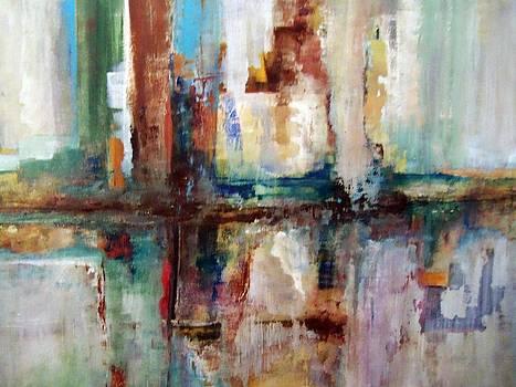 Blue Horizon by Sheila Neeley