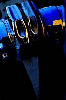 Blue Hornet by Michael Rudolf