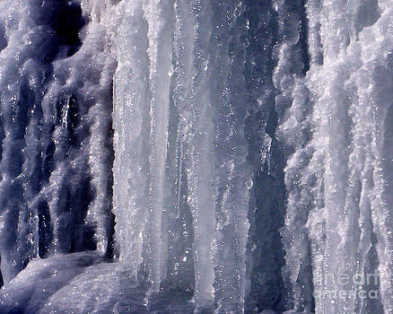 Blue Ice by Laurie Klein