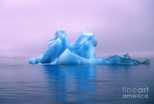 Blue Ice by Soren Egeberg