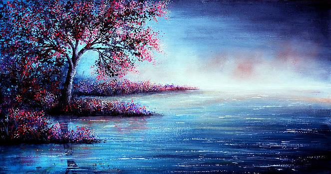 Blue Illusion by Ann Marie Bone