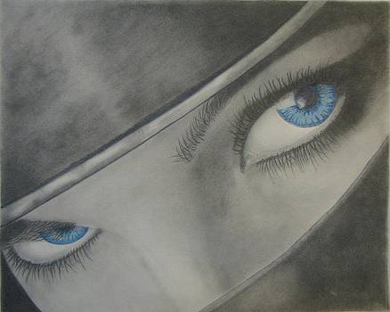 Blue Intrigue by Jeanne LeMieux
