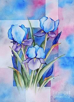 Melanie Pruitt - Blue Iris