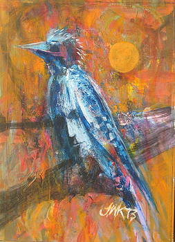 Blue Jay by J W Kelly