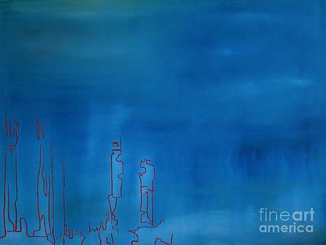 Blue by Jeff Barrett