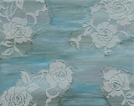 Blue Lace by Alexandra Brown