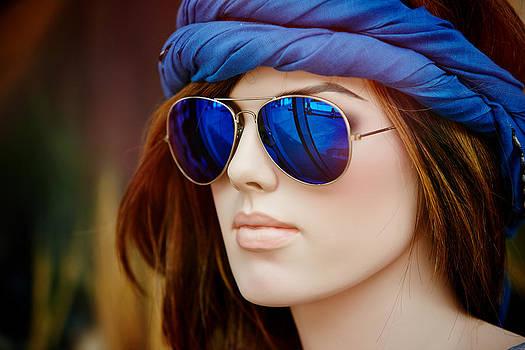 Jay Evers - Blue Lady