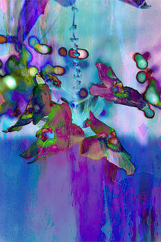Blue Lagoon by Carol Kinkead