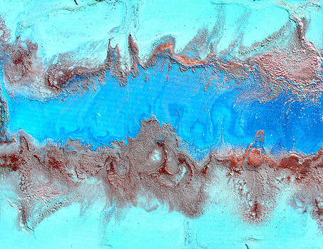 Blue Lagoon by Julia Apostolova