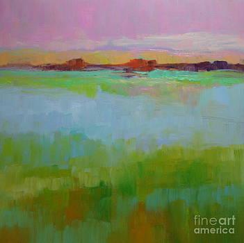 Blue Lagoon by Virginia Dauth