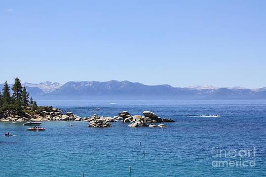 Danielle Groenen - Blue Lake Tahoe