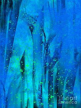 Feeling Blue by Yul Olaivar