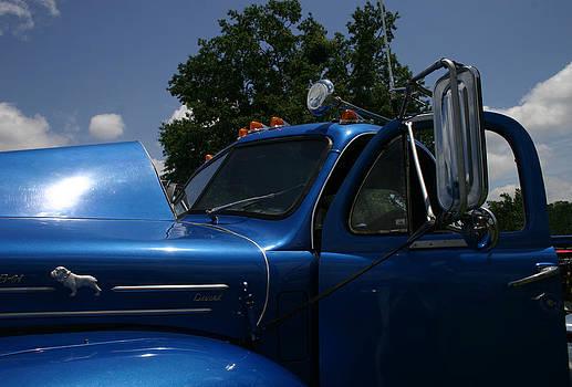 Nina Fosdick - Blue Mack 65