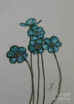 Blue by Marcia Weller-Wenbert