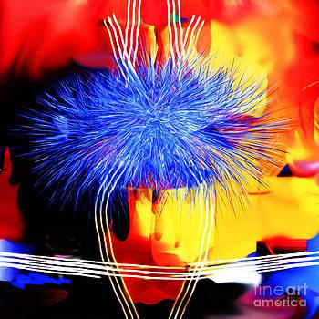 Blue Memories by Hai Pham