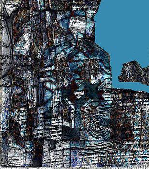 Blue by Miki TATULESCU