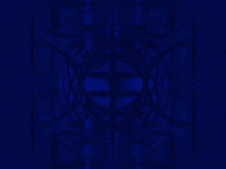 Blue Mist by Elizabeth S Zulauf