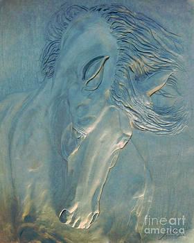 Blue Monday by Suzette Kallen