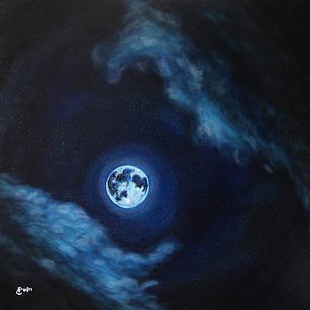 Blue Moon by Felix Concepcion