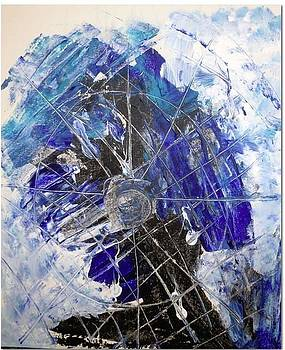 Blue moon by Ferid Sefer