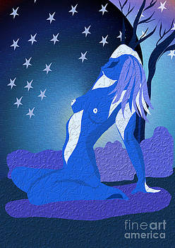 Blue Moon Rising by Sydne Archambault
