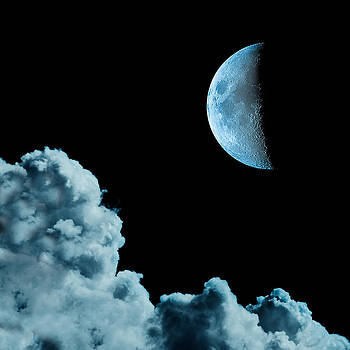 Blue Moon by Robert Hainer