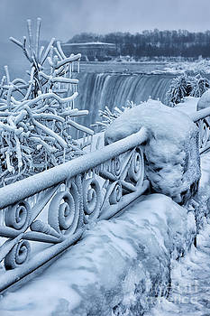Blue Morning by doug hagadorn by Doug Hagadorn