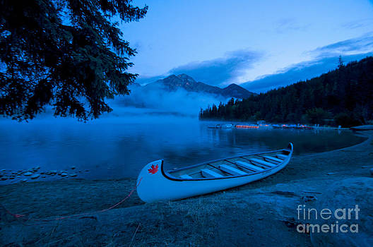 Blue Morning  by Judy Grant