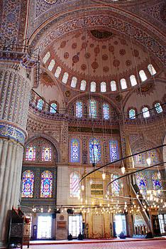 Ramunas Bruzas - Blue Mosque