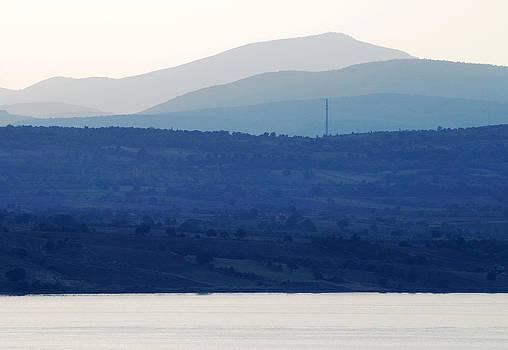 Ramunas Bruzas - Blue Mountains