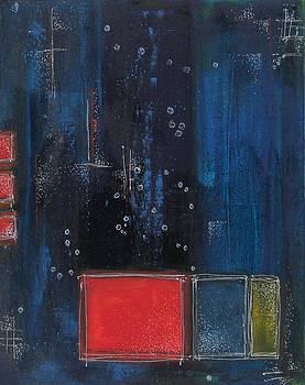 Blue by Nicole Nadeau